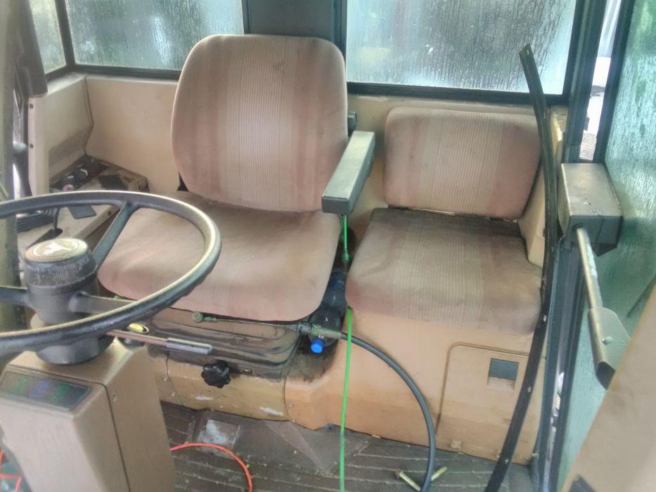 Siedzenie pasażera John Deere do sieczkarni kombajnu Janowo - image 1