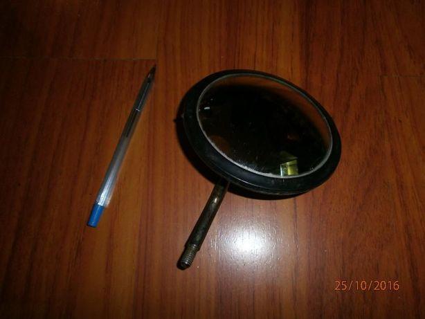 Зеркало(хром) ножка с резьбой-СССР