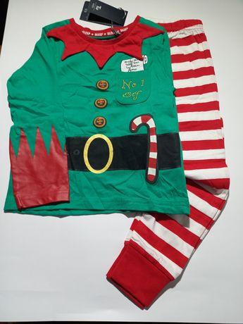 Новогодний костюм TU Эльф для детей 4-5 лет