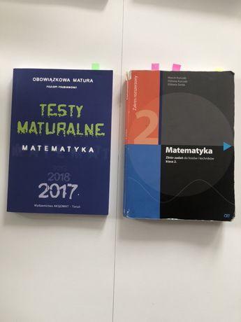 Ksiązki z matematyki