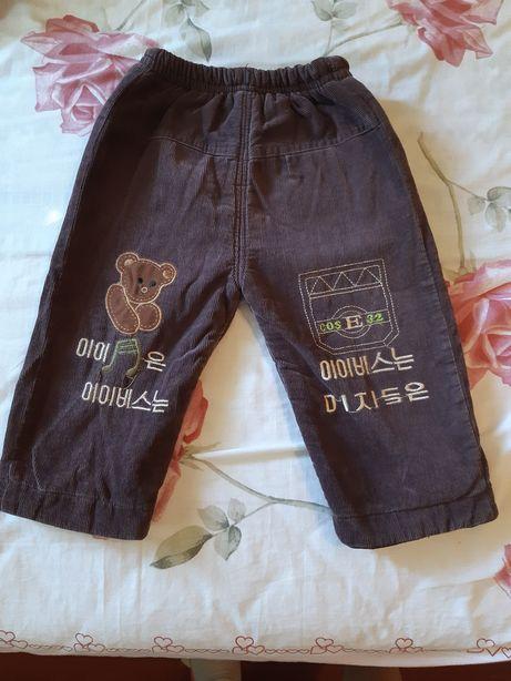 Утеплённые штаны 1,5 -2 года