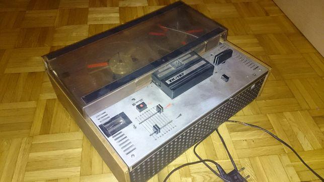 Magnetofon Unitra ZK-127 Taśmy