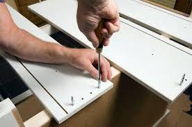 Montagem moveis IKEA, varões cortinados, candeeiros
