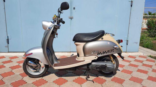"""Продам скутер Yamaha Vino 49cc. Без пробігу по Україні.М-н """"Мото-Рай""""."""