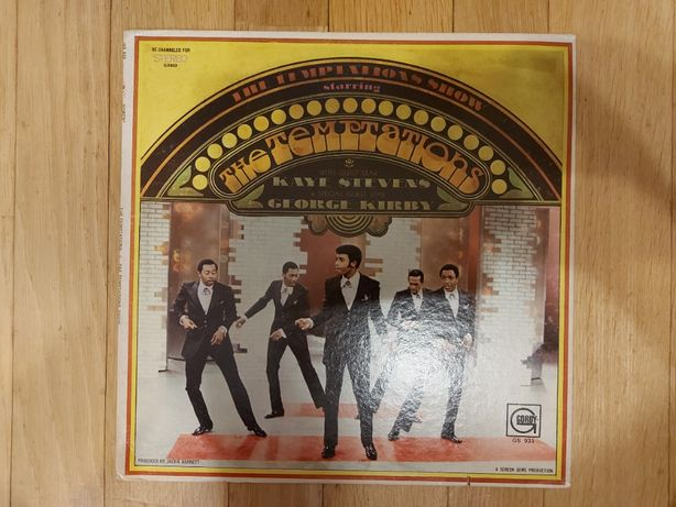 The Temptations, The Temptations Show, USA, 1969, dst++