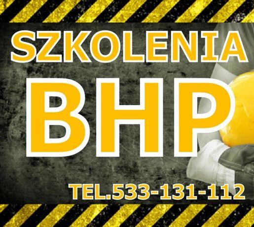 Szkolenia BHP Łódź Навчання техніці безпеки Szkolenia Pierwsza Pomoc
