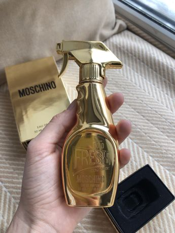Духи MOSCHINO Gold 50 ml