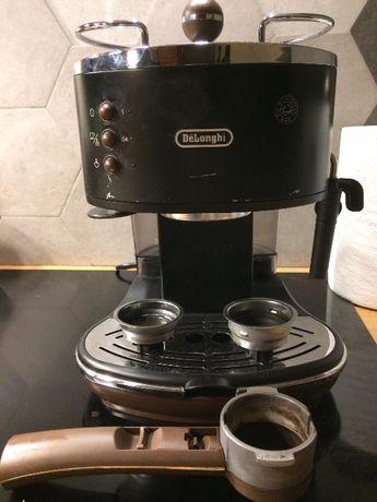 Ekspres De Longhi Icona Vintage ECOV 310.BK czarny
