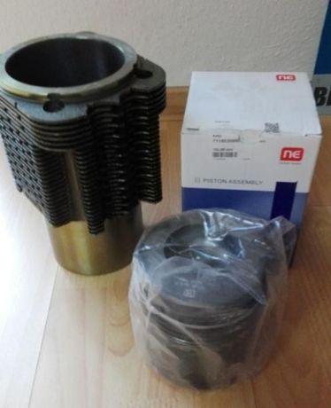 Silnik tłok tuleja zestaw naprawczy silnik Deutz Fahr F4l912 f6l912