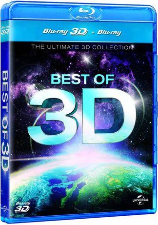 Bluray Best of 3D
