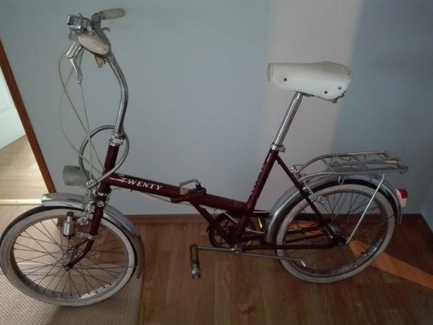 Rower składak   Stan BDB