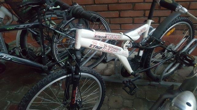 Rower damski potrzebny servis