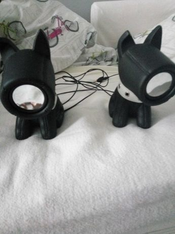 Głośniki pieski Stereo USB
