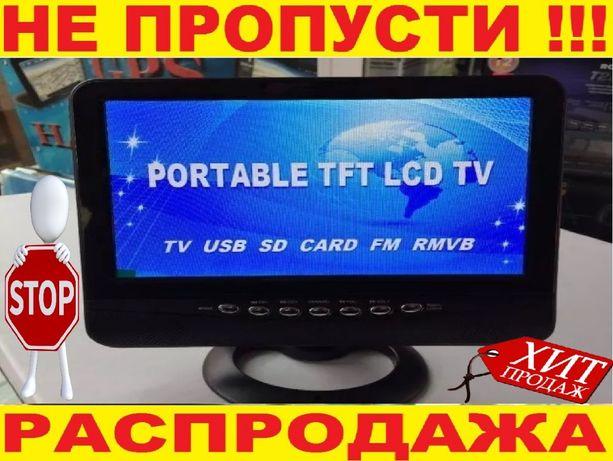 """Автомобильный телевизор TV 9.5"""" дюймов с тюнером антеной ТВ+USB+Radio"""