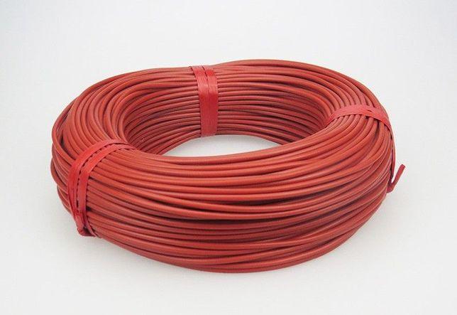 Карбоновый кабель 33 Ом, для электрического теплого пола.