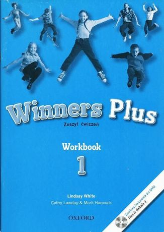 Winners Plus 1 - Workbook