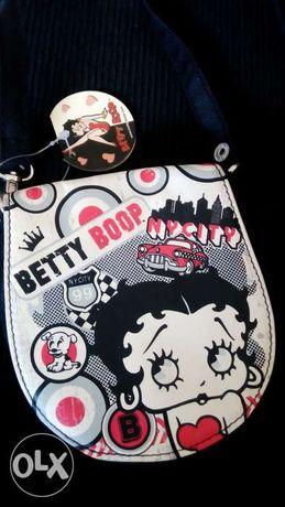 Bolsa tiracolo nova Betty Boop