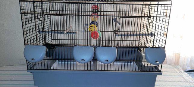 VENDE gaiola (mansão) para passarinhos