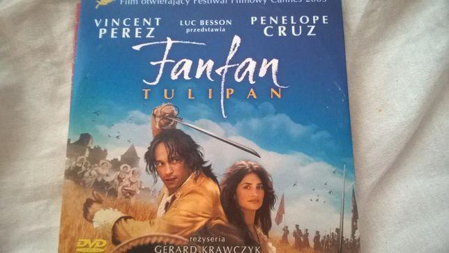 Fanfan Tulipan DVD Penelope Cruz Vincent Perez