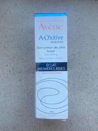 Avène a-oxitive olhos / eyes