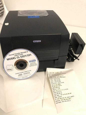 Drukarka do etykiet CITIZEN CL-S321
