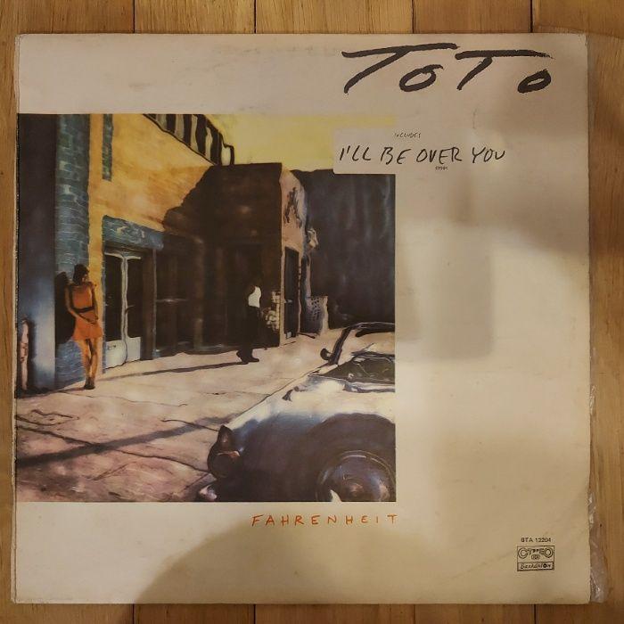 TOTO, Fahrenheit, BUL, 1988, bdb-- Rabka-Zdrój - image 1