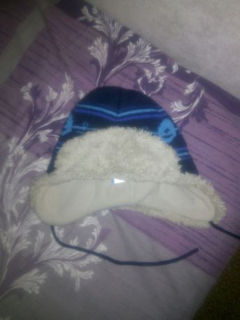 Продам шапку Ленне 48р.