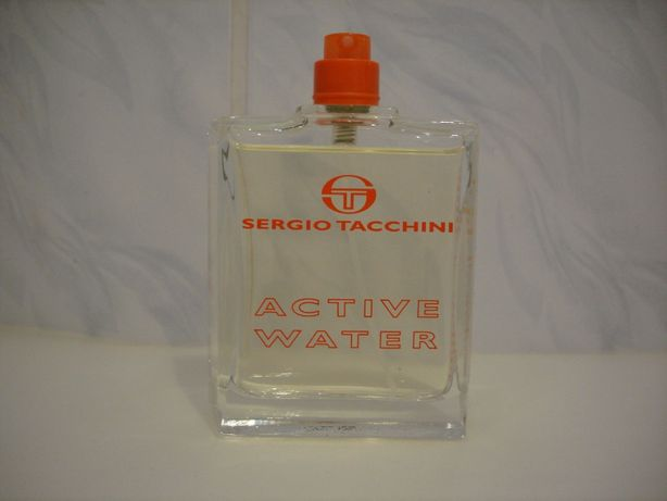 Sergio Tacchini Active Water - 100 ml, Mega Unikat