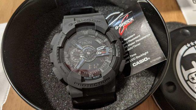 G-SHOCK x GA-135A-1AER Limitado 35 Aniversario Relógio Watch Casio