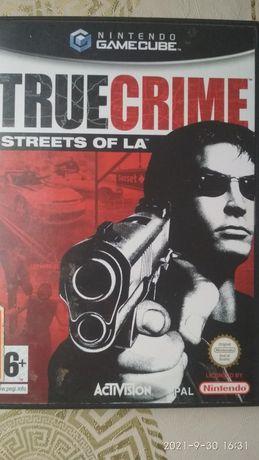 Gra True Crime Nintendo Gamecube