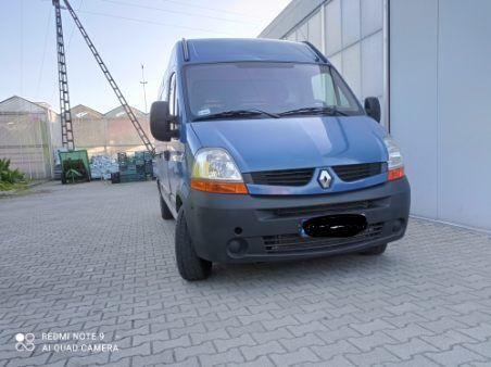 Renault Master 150KM