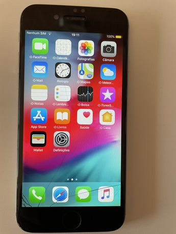Iphone 6 16GB   -  Space Gray