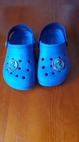 Sandały, klapki, jak crocs rozmiar 21