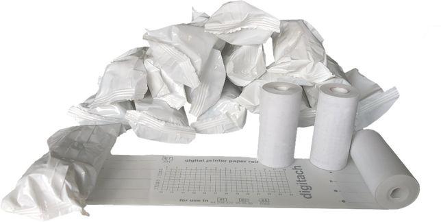 Papier do tachografu cyfrowego uniwersalny Faktura 23% vat