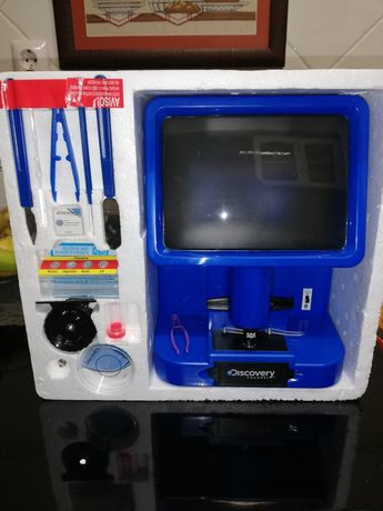 Microscopio ou Videoscópio
