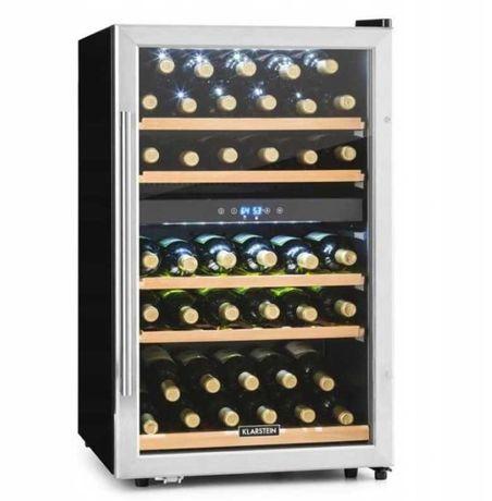 Lodówka na wino,piwo,wódkę winiarka Klarstein E-213