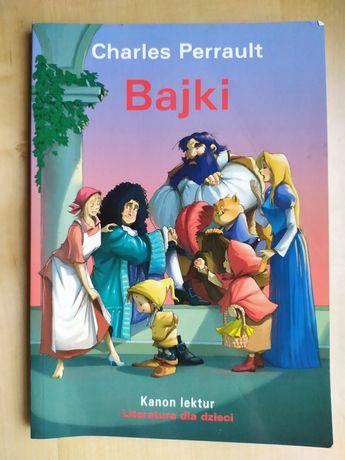 Książka Bajki, Charles Perrault