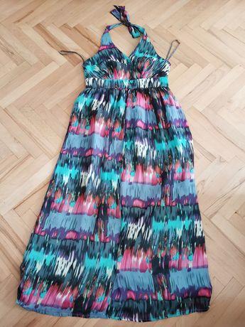 Sukienka wiązana, idealna na lato. ET Vous 14