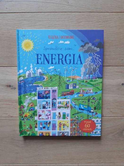 NOWA Energia ksiazka z okienkami Warszawa - image 1