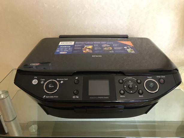 Принтер EPSON RX 615