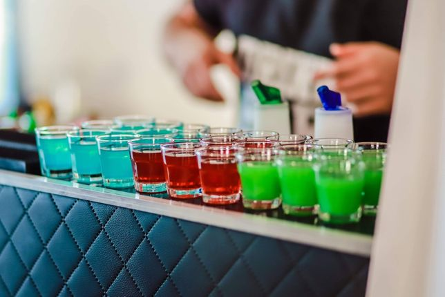 Usługi barmańskie / Drink bar / Barman / Mobilny bar / Suchy lód