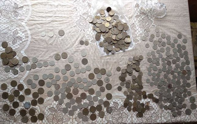 Монеты СССР с 1961 по 1991