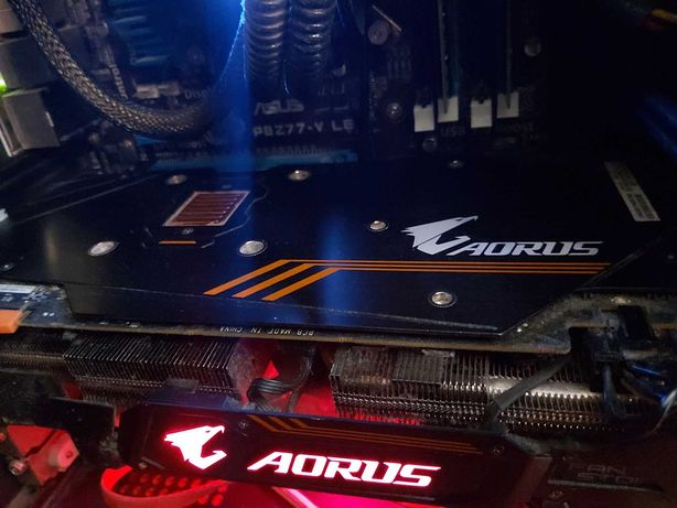 Placa Gráfica Gigabyte Geforce GTX 1080 TI 11GB DDR5