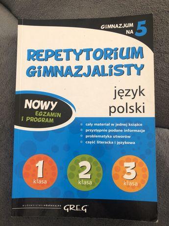 Ponadczasowe Repetytorium z języka polskiego