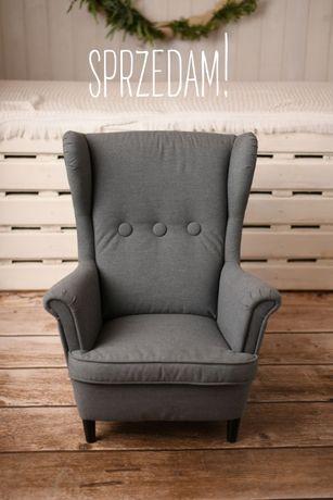 Fotel uszak dziecięcy IKEA
