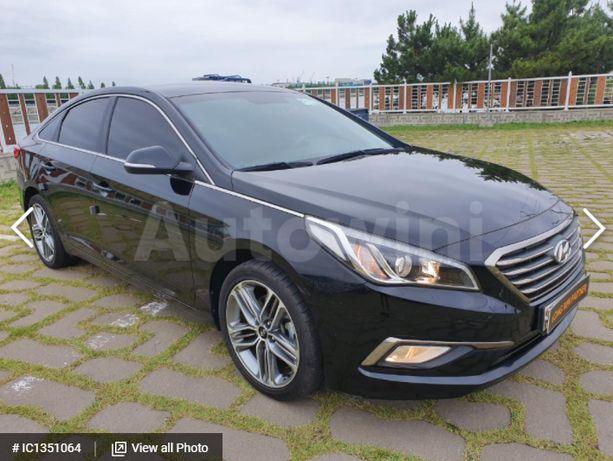 Продам Hyundai Sonata 2016 lpg