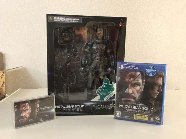Metal Gear Solid V Ground Zeros Konami Style Edition NTSC JAP