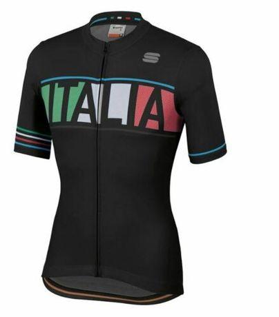 Sportful Italia roz. XXXL koszulka męska na rower , koszulka rowerowa