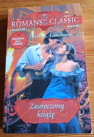 Książka Judith A. Lansdowne - Zauroczony książę + 2 inne książki