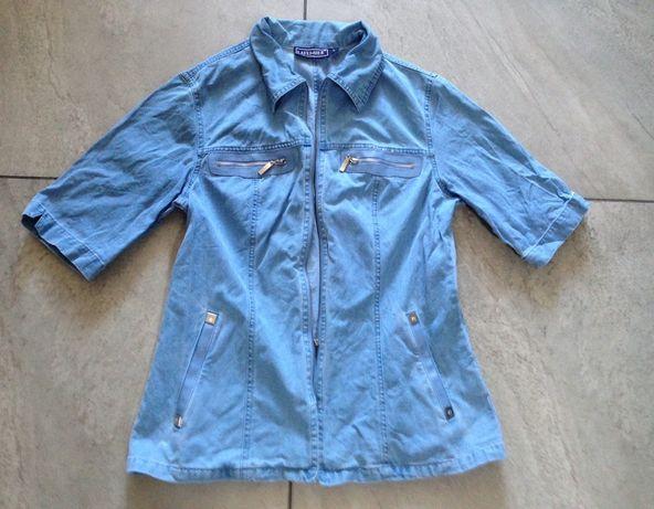 Bluza bluzka kurtka jeans L Lafei nier